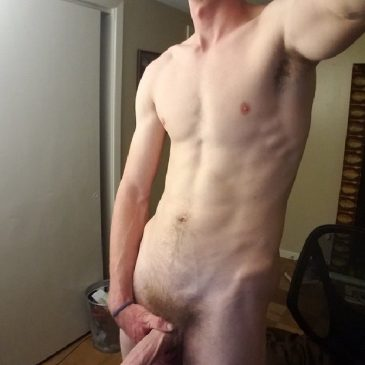 Absolutely Nude uncut black cock