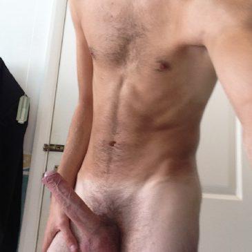 Nude Hairy Man