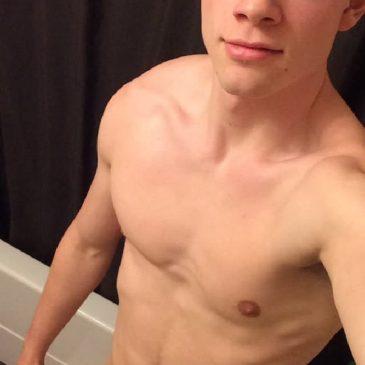 Sexy Nude Boy